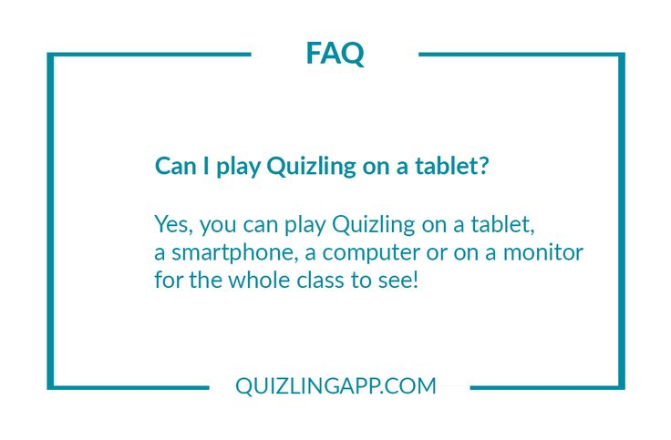 Frequently asked questions about Quizling. Visit quizlingapp.com for more about  using Quizling in the classroom or to help your child achieve!