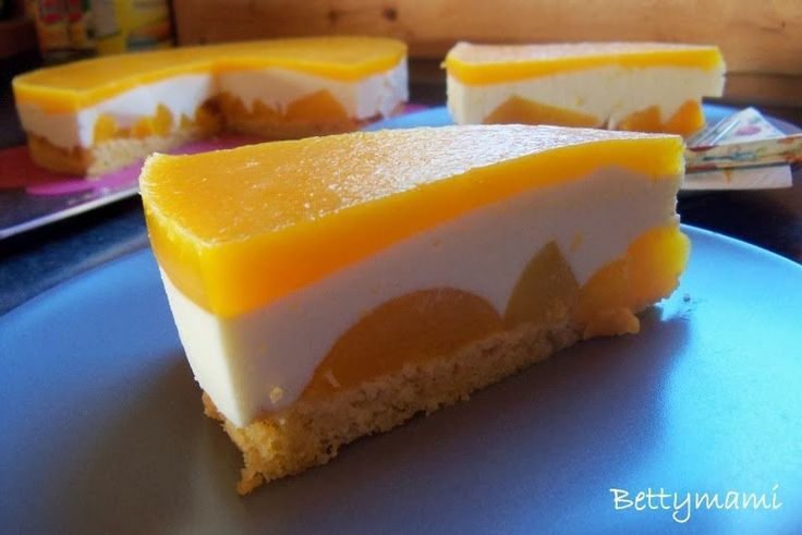Mandarinos Ricottás krémtorta | Betty hobbi konyhája
