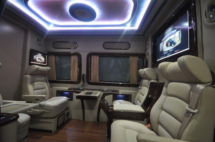 mercedes sprinter van conversions | Mercedes Sprinter Traveller | Trimo VIP Auto Design  Van Conversion ...