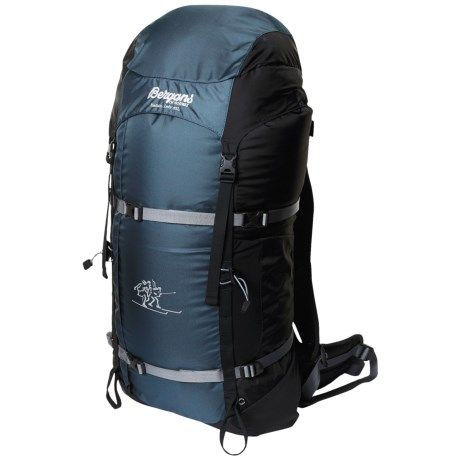 Bergans of Norway Helium 55L Backpack (For Women))