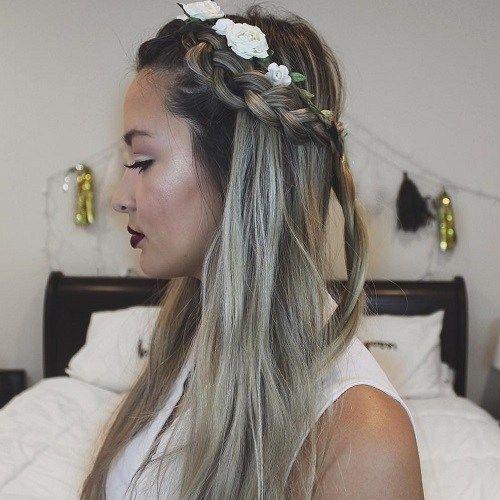 The 25+ best Braided headband hairstyles ideas on Pinterest | Easy ...