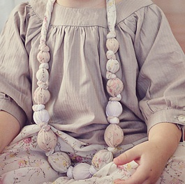 necklace, top and billowing pants_simply lovely