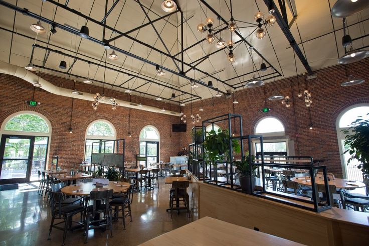 The new Upland Columbus Pump House | photo by Mike Wolanin, The Republic Newspaper
