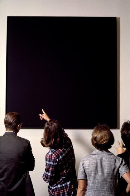 Burt Glynn / MoMA opening / Magnum Photos