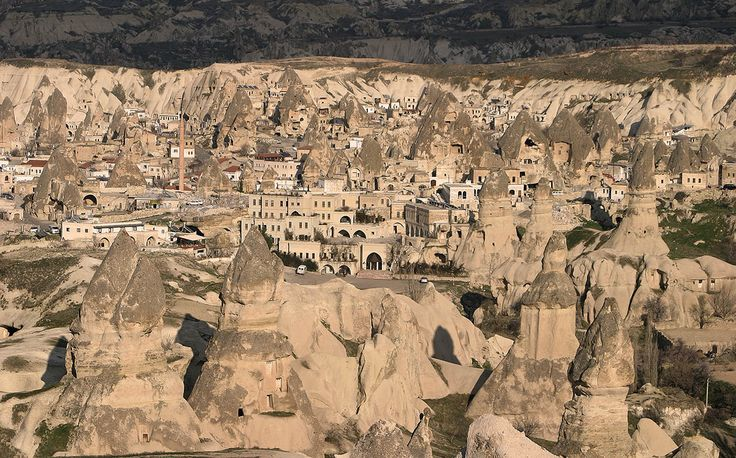 Parc national de Göreme, Région de Cappadoce, Turquie