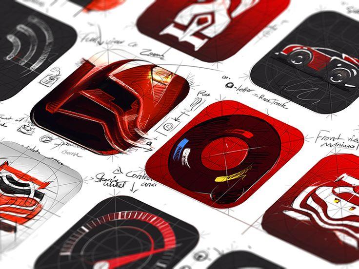 Anki App Icon by Eddie Lobanovskiy—The Best iPhone Mockups