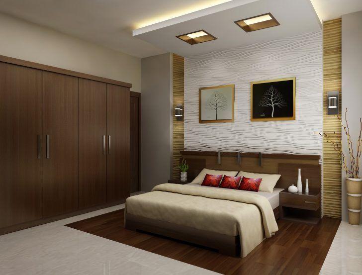 Simple Living Room Indian Interiores Simples Del Dormitorio