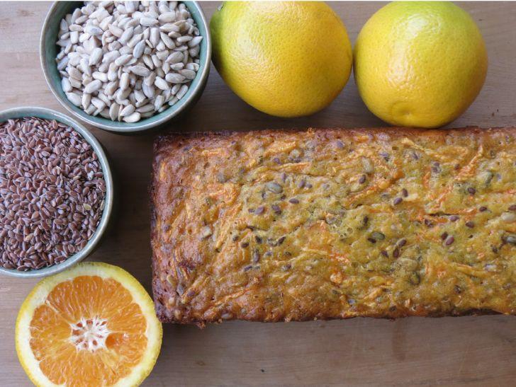 receta-queque-naranja-zanahoria-semillas-linaza-maravilla-1