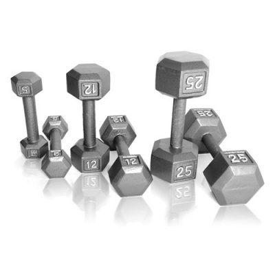 CAP Barbell Hex Dumbbell Set - SDGS-550