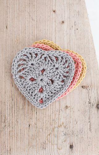 Ravelry: Heart Motifs pattern by Emma Escott