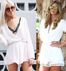 Shop playsuits from www.threadsandstyle.com.au