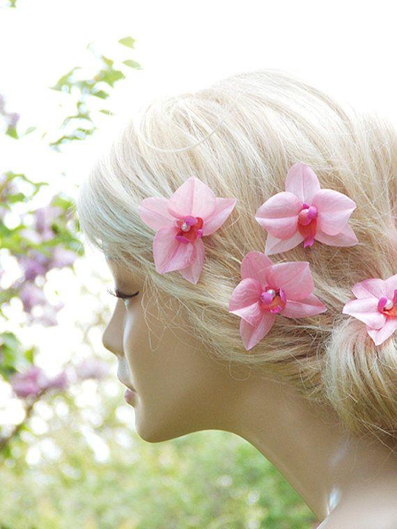 Casque nuptiale, cheveux Bridal fleur, accessoires de cheveux de mariage, pince à cheveux, pince à cheveux florale, morceau de cheveux mariée, fascinator nuptiale de mariage
