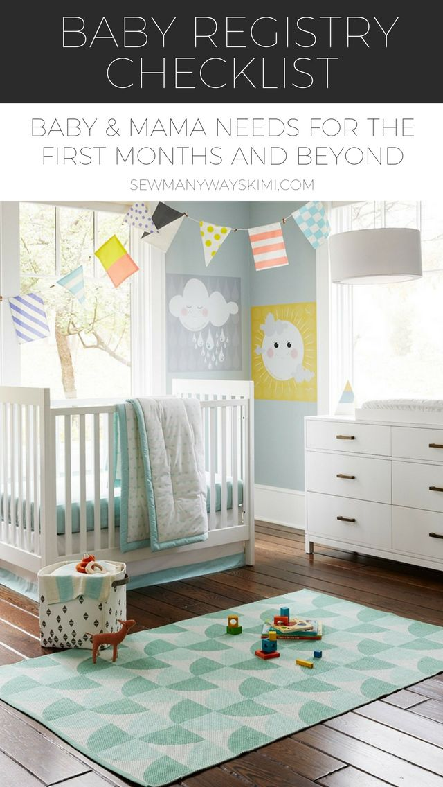 77 best Baby Registry Checklist images on Pinterest Baby - newborn checklist