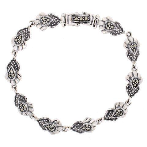 Marcasite Bracelet - Chicago Marcasite Jewellery