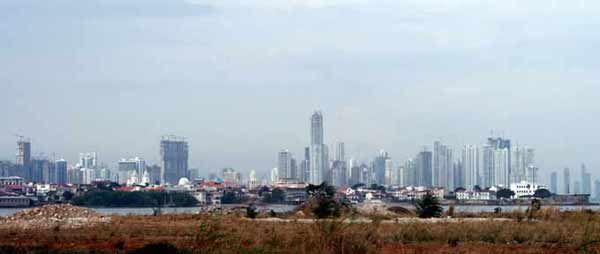 Panama- Stadt, Skyline