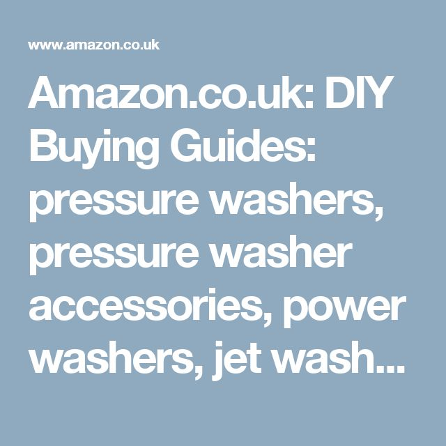 25 Best Ideas About Pressure Washer Accessories On