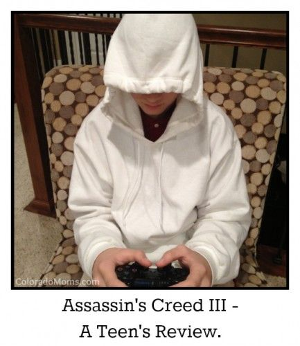 Assassin's Creed 3. Is it appropriate for Teens?