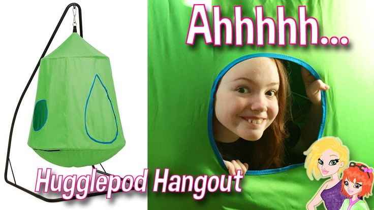 Hugglepod Hangout Chair for Kids | Great for Autism