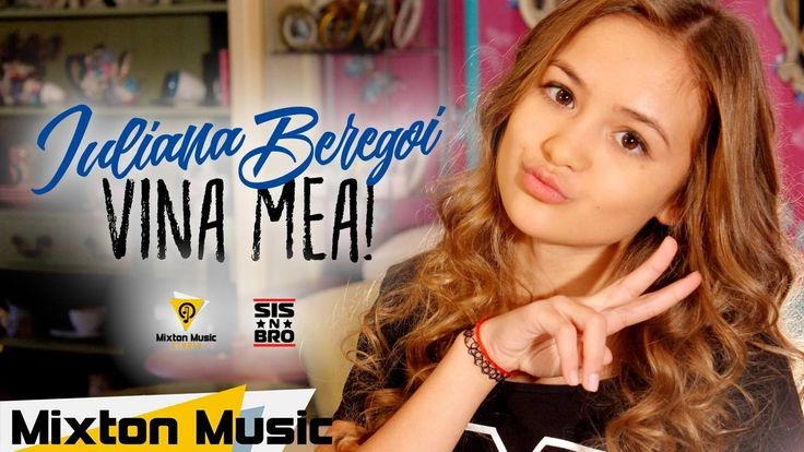 Iuliana Beregoi - Vina mea (Official Video 4K)