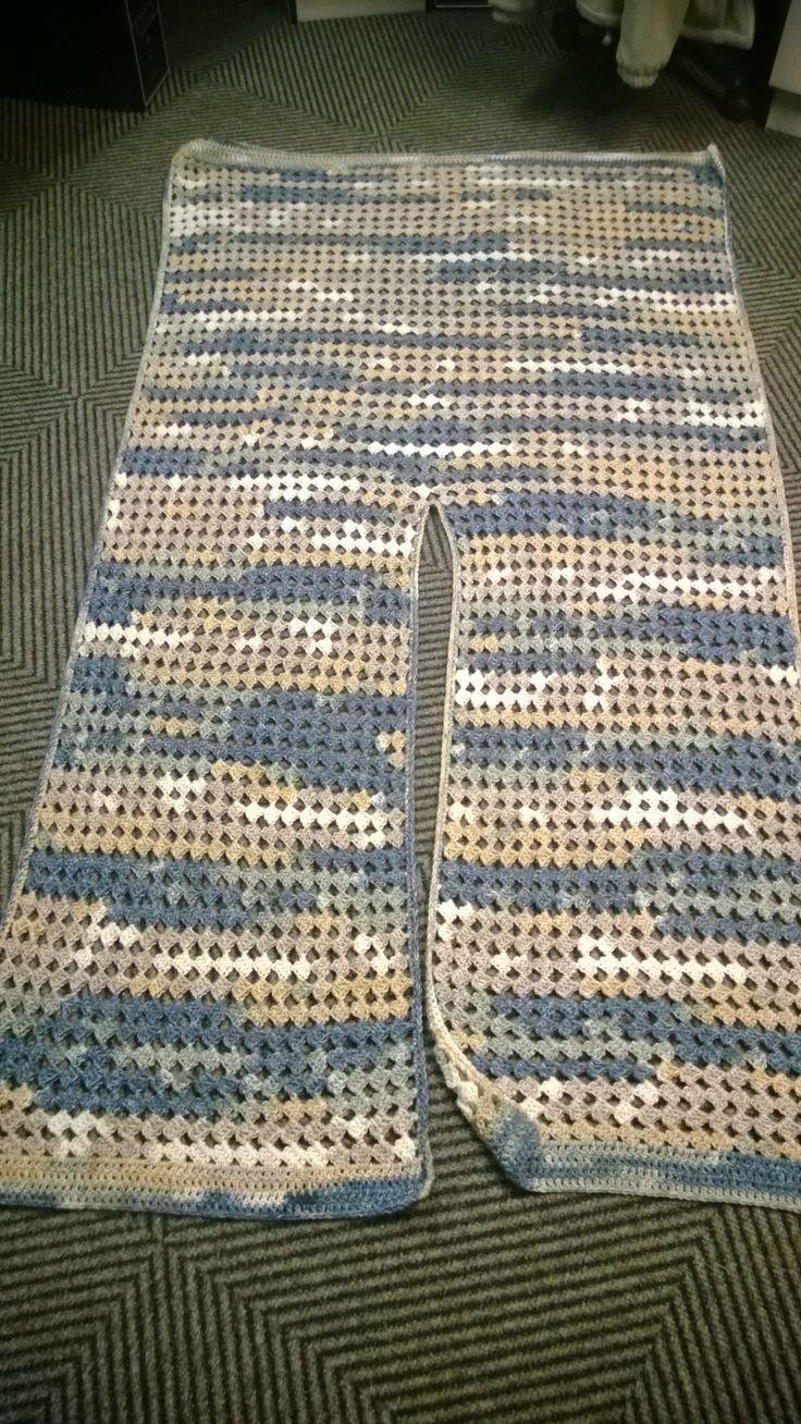 Rolling Ocean Ruana Pattern   Yarn in a Barn ...