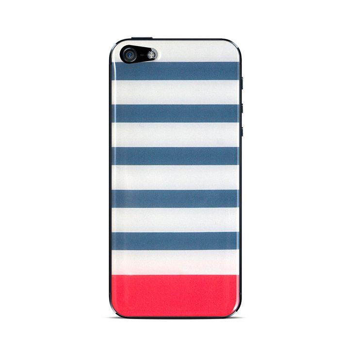 Para iPhone 5Incluye lámina protectora frontal y traseraPara retirar skin fácilmente luego de uso, instalar lámina protectora trasera incluida y luego skin sobre ella.