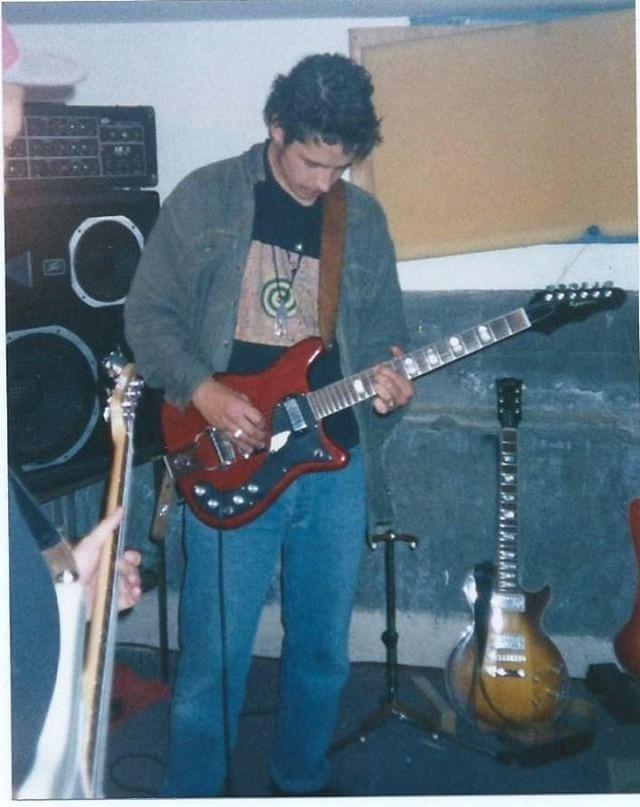 Circa 1994. #1994 #1995 #soundgarden #superunknown #chriscornell
