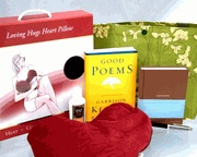 Warming Heart Gift  http://www.caregifting.com/loving-collection.html