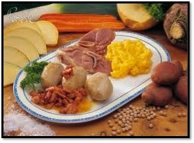 Komle Recipe - Norway    A Taste of Up with People  #UpwithPeople