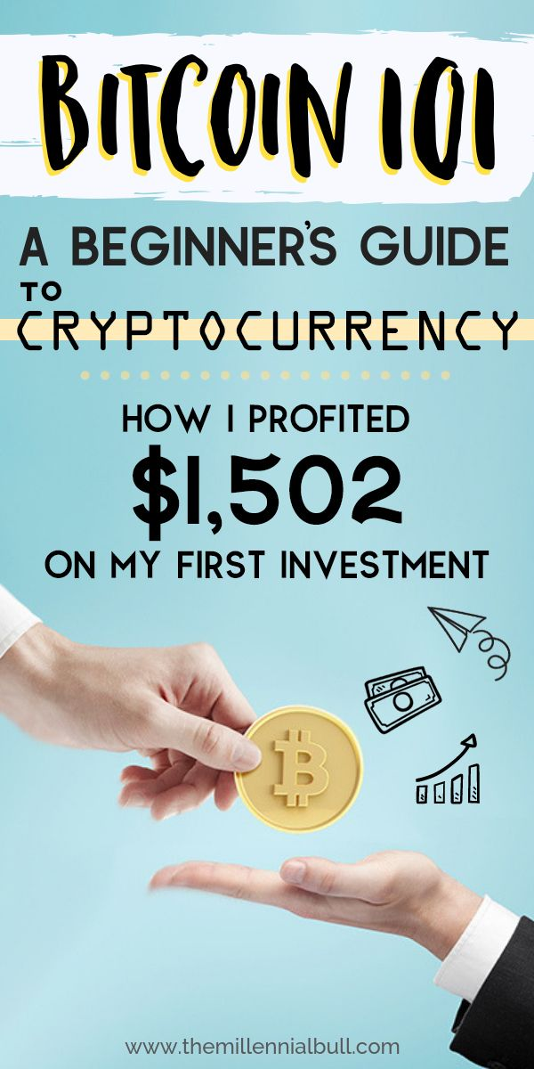 Learn the basics of bitcoin in this beginner's guide to cryptocurrency, as well as how I profited $1,502 on my first investment. What is bitcoin? What is bitcoin mining? How and why was bitcoin created? Is it possible to make money investing in this digital currency? #bitcoin101 #investing