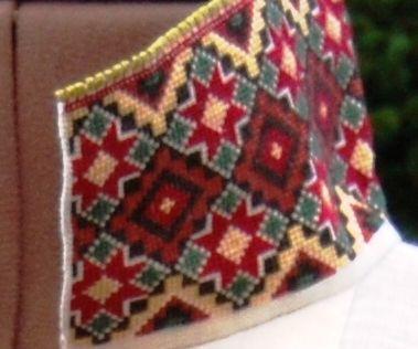 Skjorte til Øst Telemark og beltestakken, 40, Sy selv pakke (Klikk her for å velge størrelse, farge osv.) [Husflidsbutikken i Ski, A.Larsen husflid as]