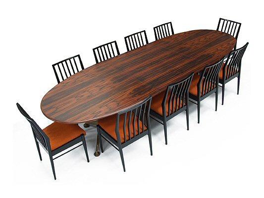 Dining Set Designed By Andrew John Milne For Heal Sons UK 1953