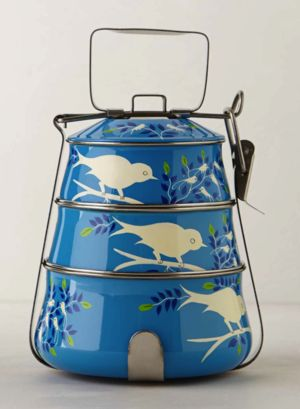 Creative Closeup | Tiffin Carrier from Anthropologie