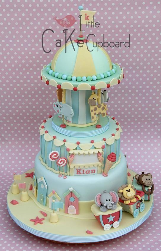 Little Cake Cupboard   Celebration Cakes