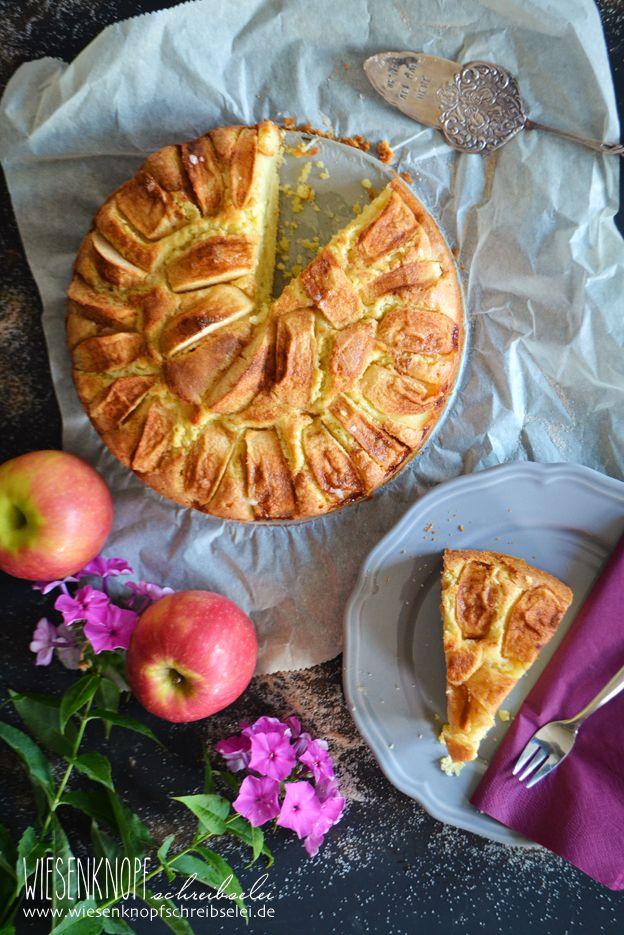 Isländischer Apfelkuchen - einfach, lecker & schnell backen :)