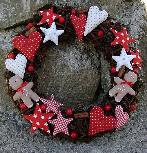 Ako si ušiť vianočné ozdoby :: Kavula designed and made