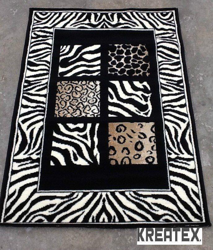 52 best animal print images on pinterest animal prints - Alfombras animal print ...