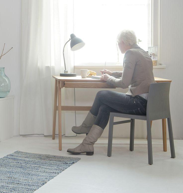 Die besten 25+ Schreibtisch skandinavisch Ideen auf Pinterest - dachwohnung skandinavisch minimalistisch