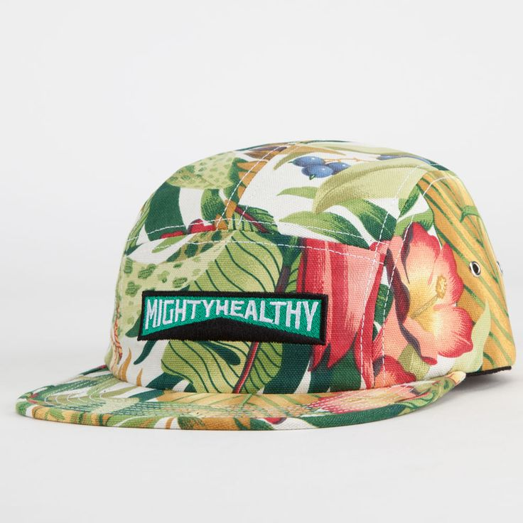 MIGHTY HEALTHY Tropic Thunder Mens 5 Panel Hat