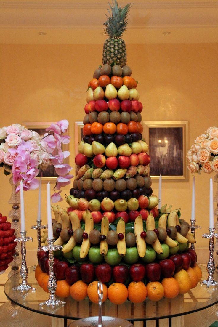 17 Best Images About Fruit Towers On Pinterest A Well