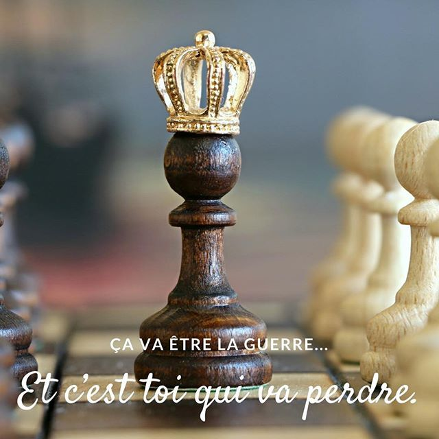 Au moins vous êtes prévenus  #love #citation #entrepreneur #motivation #reussite #haters #war #queen #wonderwildqueen #plainte