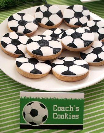 fiesta-cumpleanos-futbol-cookies