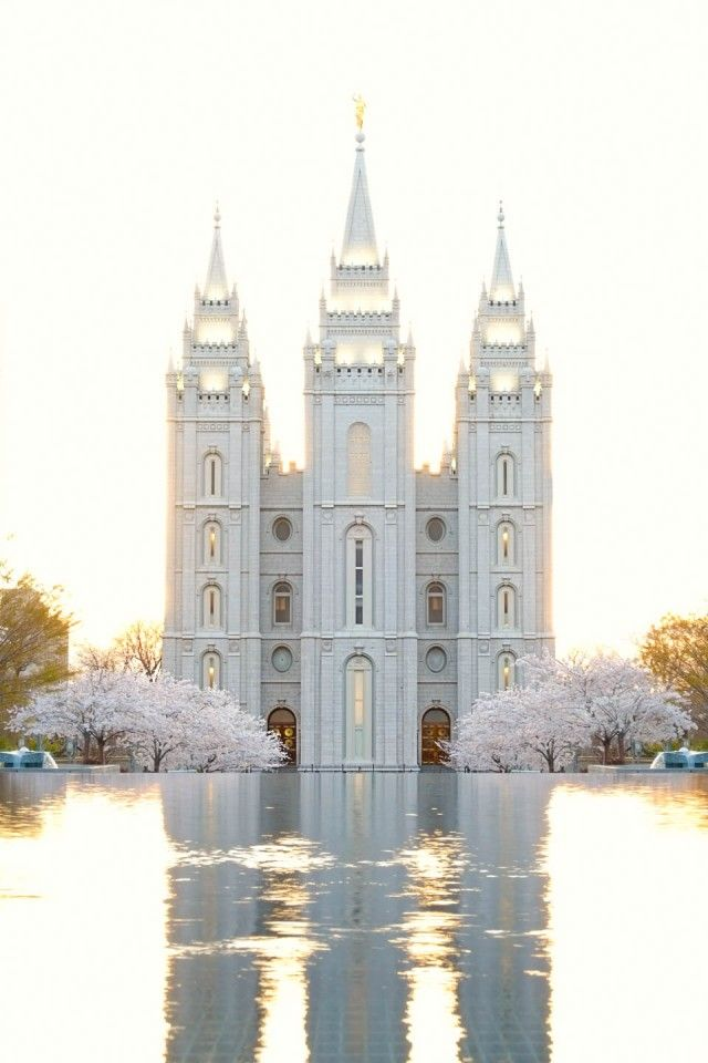 LDS Temple Dress ft. House of Order - Link to buy this image!