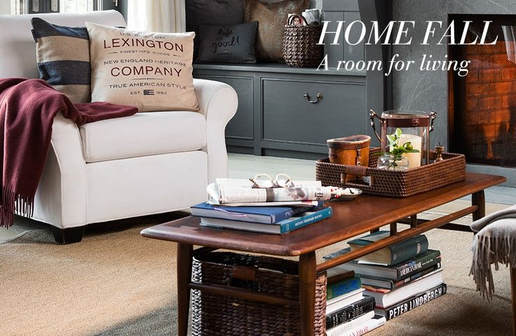 Lexington Company - Home Fall 2016 Collection. www.lexingtoncompany.com