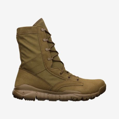 Have them, LOVE them. They beat any other women's tactical boot by far. Nike Special Field Men's Boot Size 5.