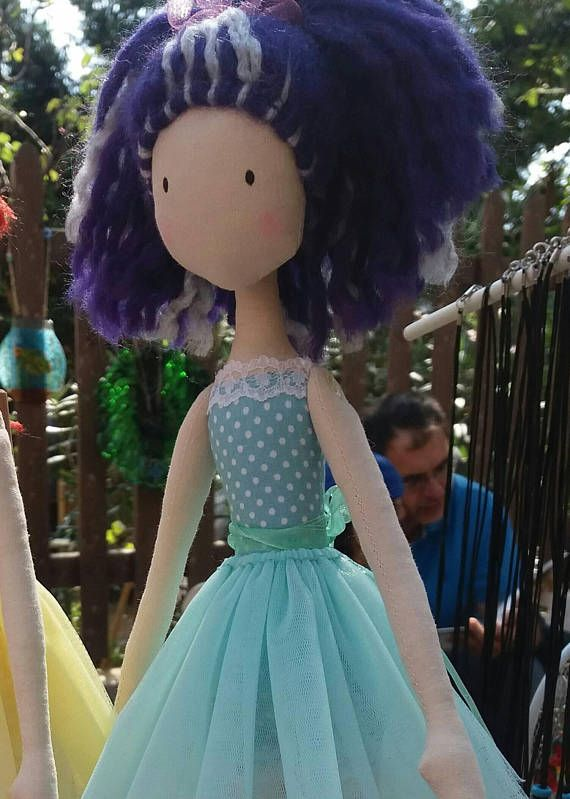 Check out this item in my Etsy shop https://www.etsy.com/listing/580870069/ballerina-doll-doll-fabric-doll