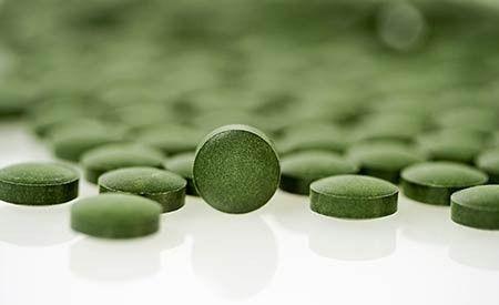 AFA-Algen - Vielfalt an Nährstoffen