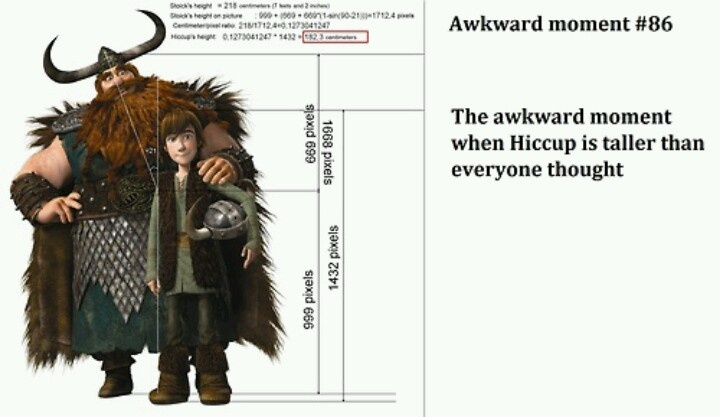 whoa that 39 s scary hiccup is 5 feet 10 inches 182 3 cm httyd pinterest dads hiccup. Black Bedroom Furniture Sets. Home Design Ideas