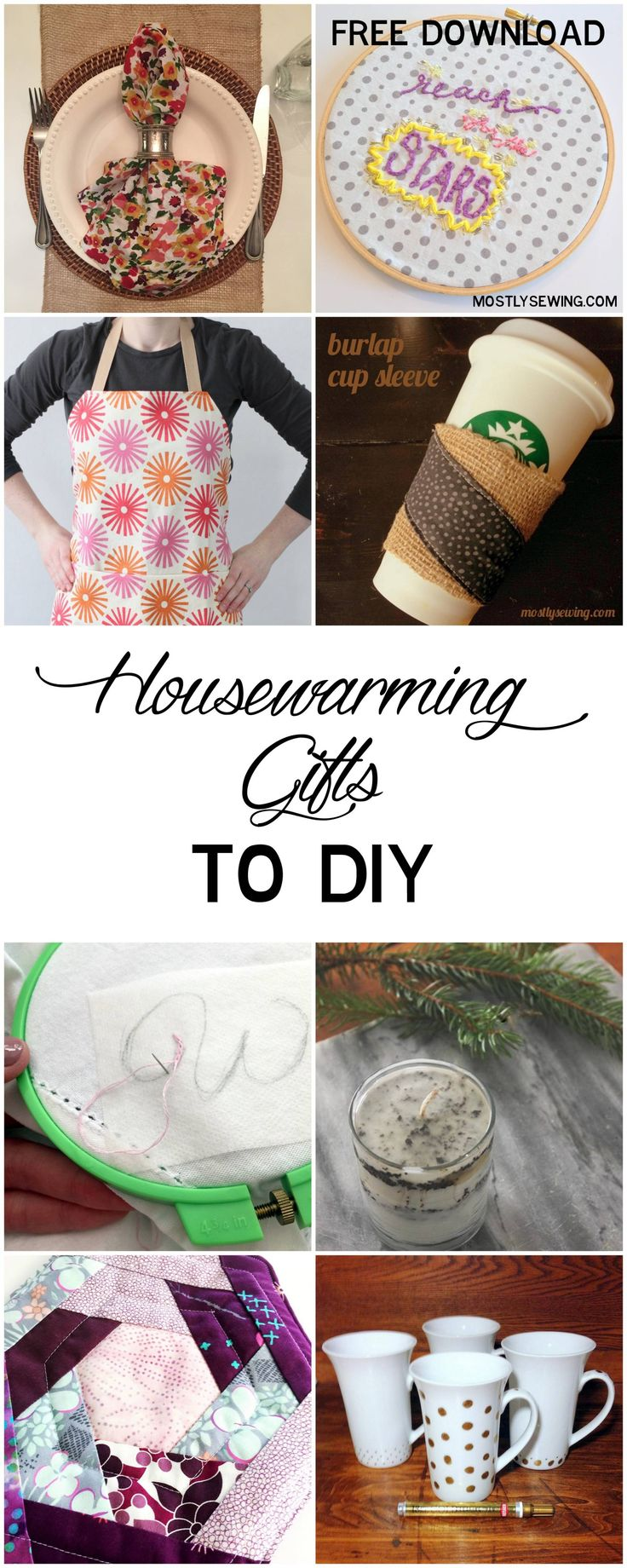 8 Simple Housewarming Gifts to have on hand when you're visiting a new home