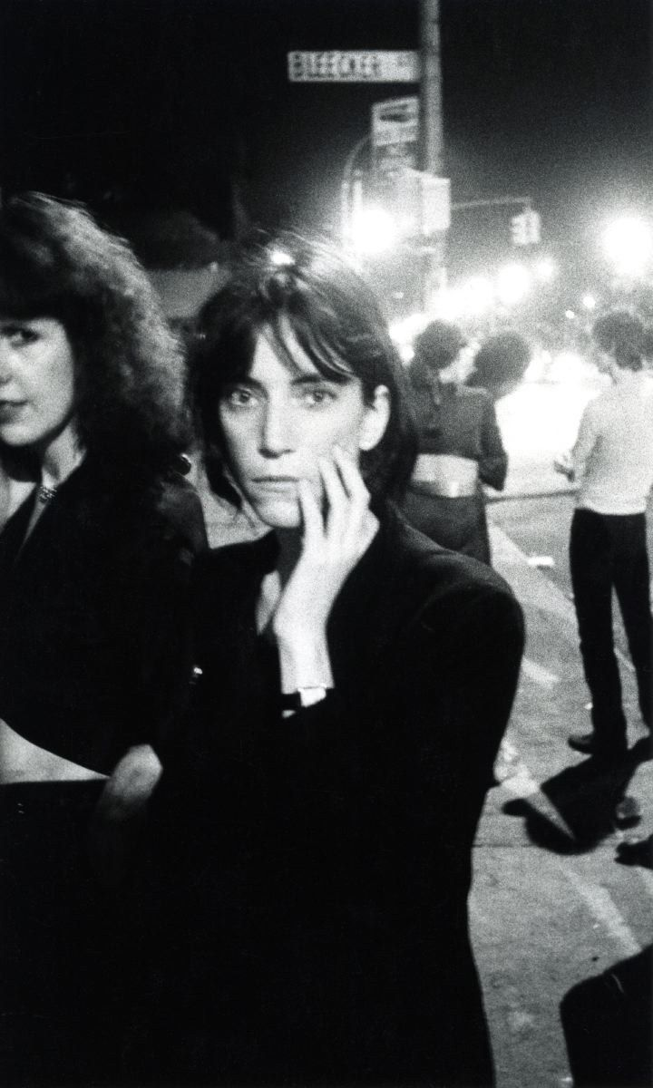 After Hours Pictures of Patti Smith, Blondie, and the Ramones Like You've Never Seen Them Before Photos | W Magazine