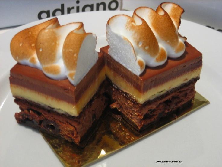 Zumbo Chocolate Fondant Cake Recipe